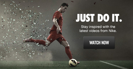 JUST DO IT. | WATCH NOW